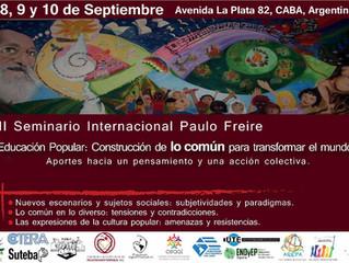 Nuevo Seminario Externo: La Red - Argentina