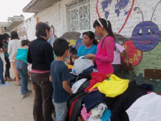 """Ludoteca """"Tejiendo la Esperanza"""" - Proyecto Ciudadania"""