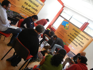 V Encuentro Taller Latinoamericano (día 2)