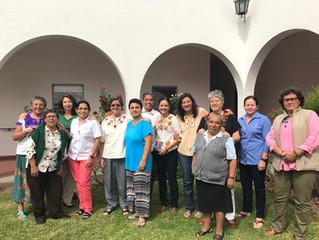 Reunión de la Red Latinoamericana 2017