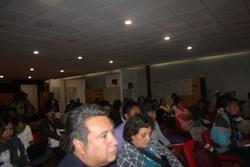 V Encuentro Taller Latinoamericano (día 5)