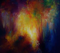 Through a wood, darkly II