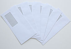 high-angle-view-of-paper-against-white-b