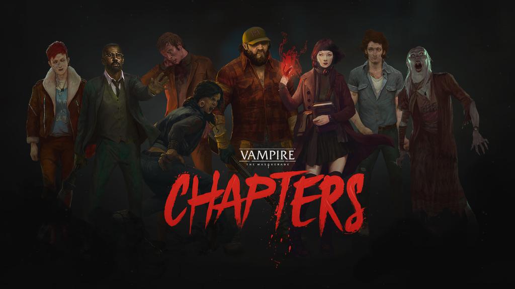 Vampire the Masquerade | Sverige | White Wolf