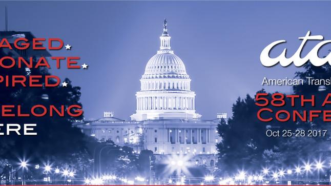 Next stop Washington D.C.