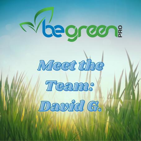 Meet the BGP Team: David G.