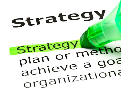 Strategy - Developing a Winning Marketing Plan
