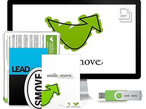 Smile & Move - Improve through attitude / Customer Service  / Sales