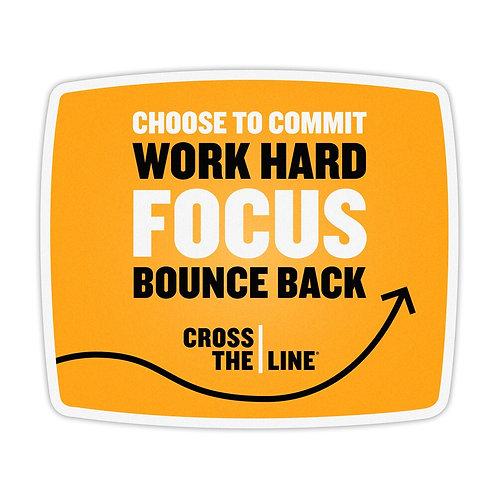 Cross The Line - Motivate Change