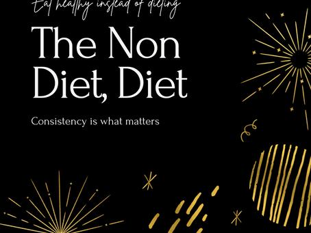 The Non Diet, Diet