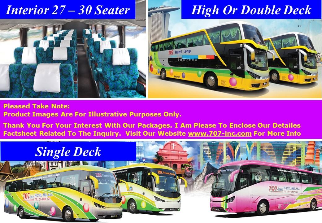 27 seater coach fact sheet