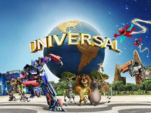 Universal Studios Singapore (A)