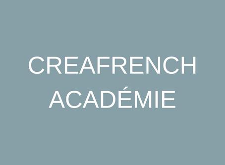 L'Académie Creafrench