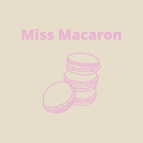 Image objet - Miss Macaron