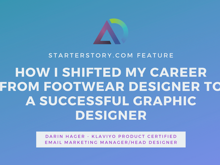 How I Shifted My Career From Footwear Designer To A Successful Graphic Designer at Adjust Media