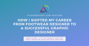 Adjust Media | Email Marketing Manager | Head Designer | Darin Hager | StarterStory.com