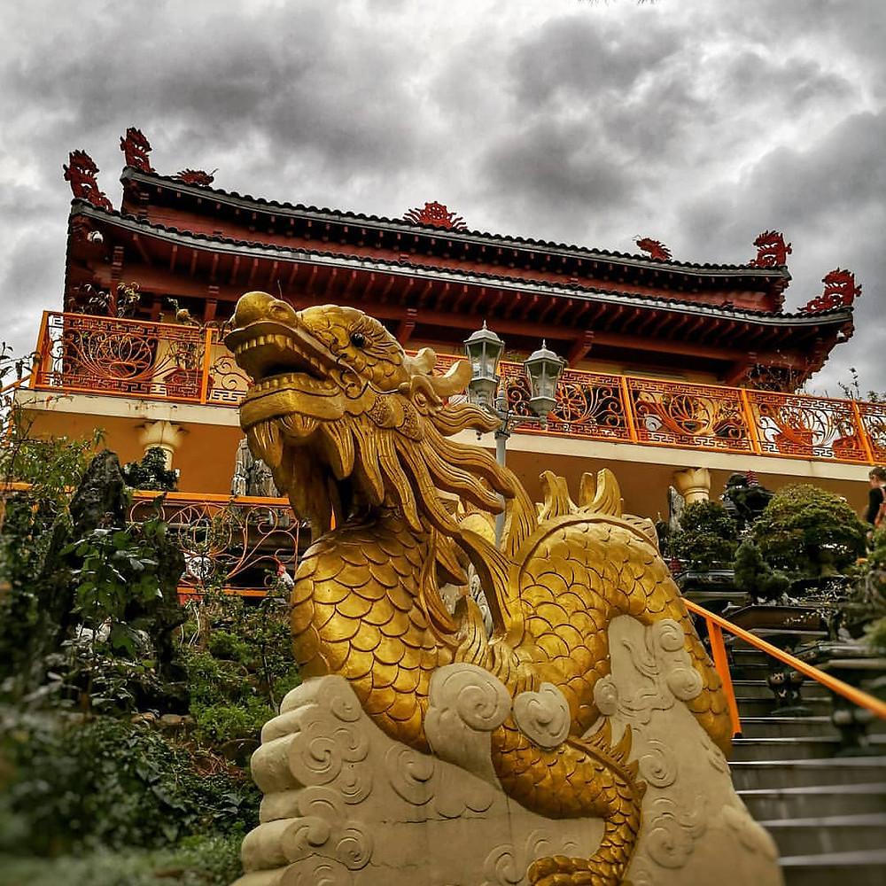 Pagode Thien Minh bouddhiste que faire autour de Lyon pendant les fêtes