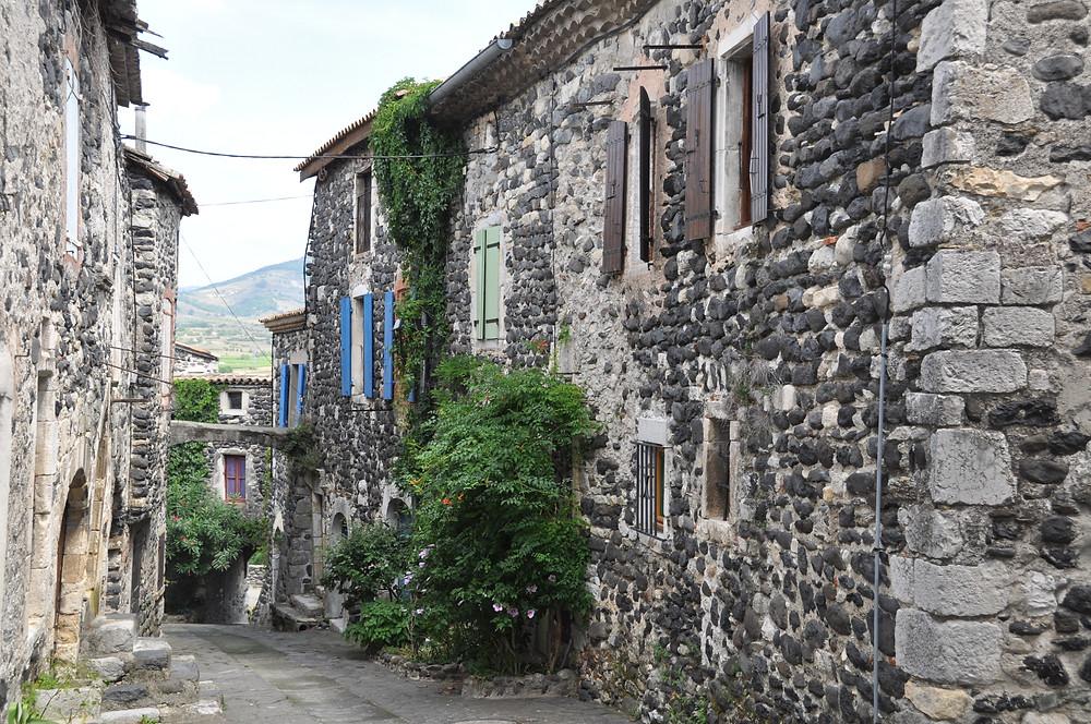 Alba la romaine plus beau village d'Ardèche