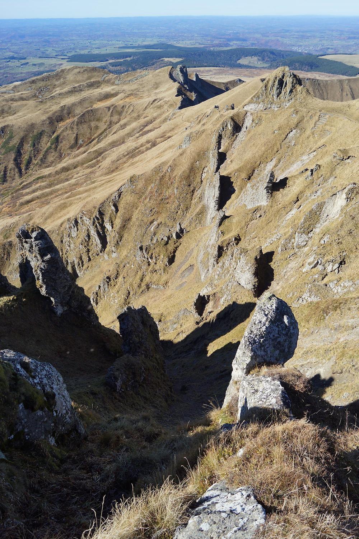 Puy de Sancy plus beau lieu à visiter tourisme dans la région Auvergne-Rhône-Alpes