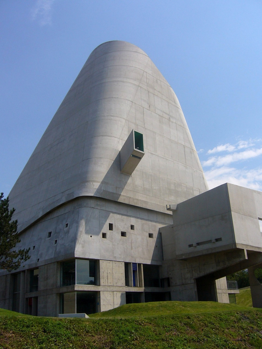 Eglise Saint Pierre Firminy