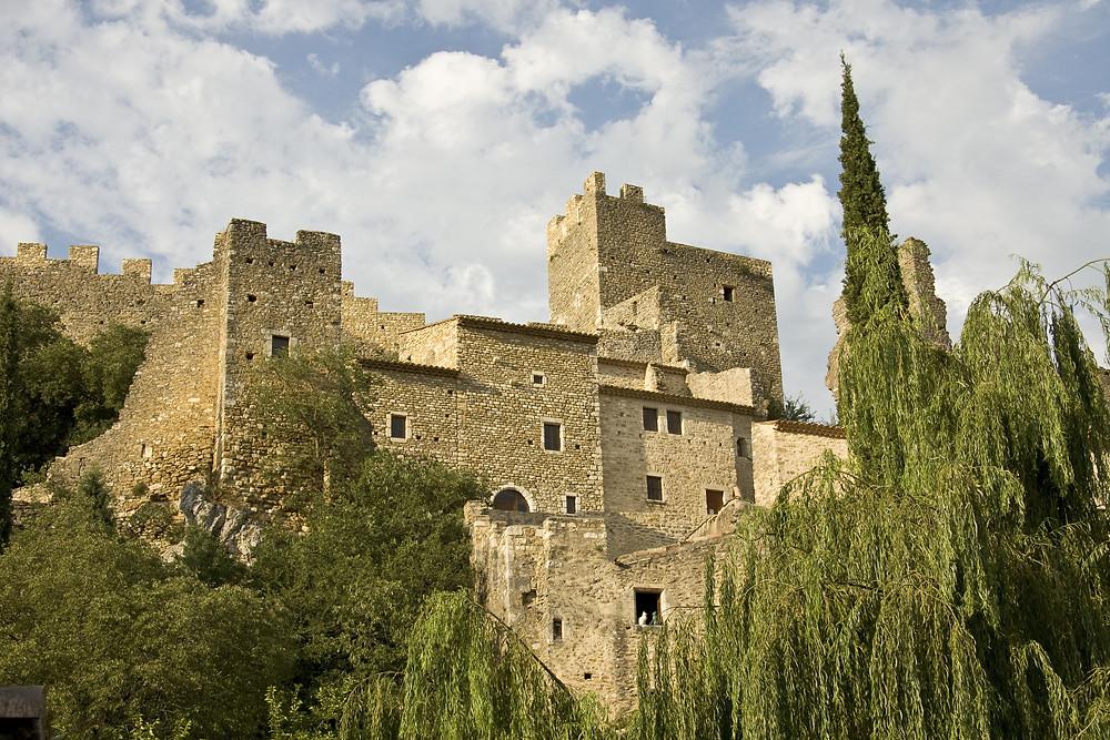 Saint-Montan plus beau village d'Ardèche