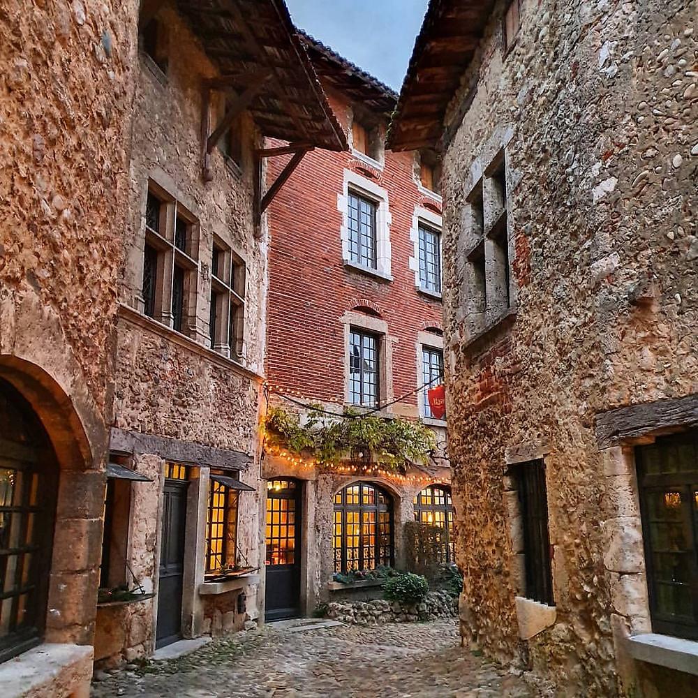Village de Pérouges que faire autour de Lyon pendant les fêtes