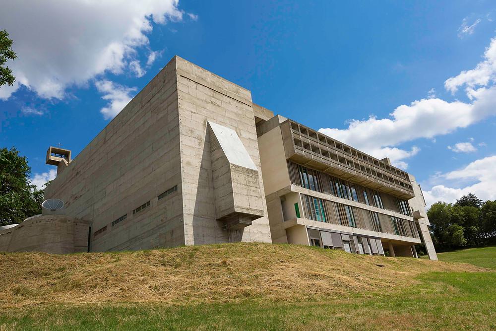 Couvent de la Tourette Le Corbusier architecture balade à moins de 1h de Lyon