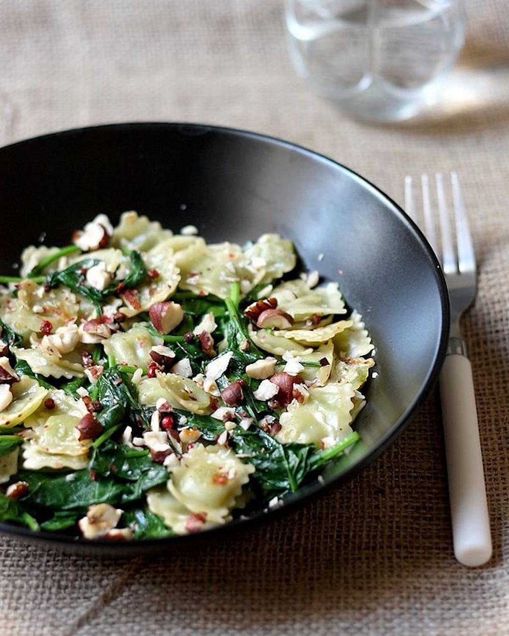 Ravioles spécialité cuisine Auvergne-Rhône-Alpes