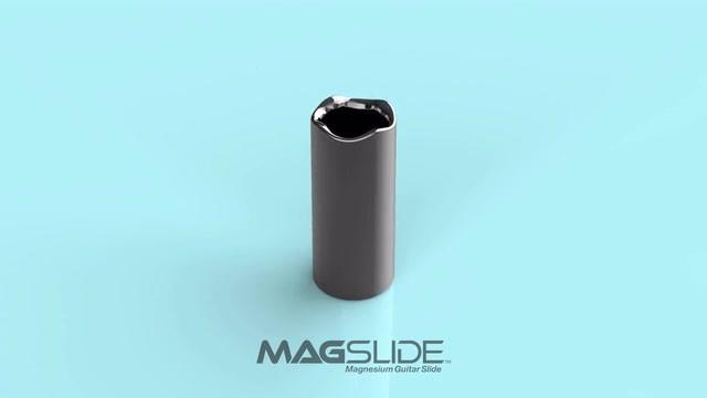 MagSlide Guitar Slide