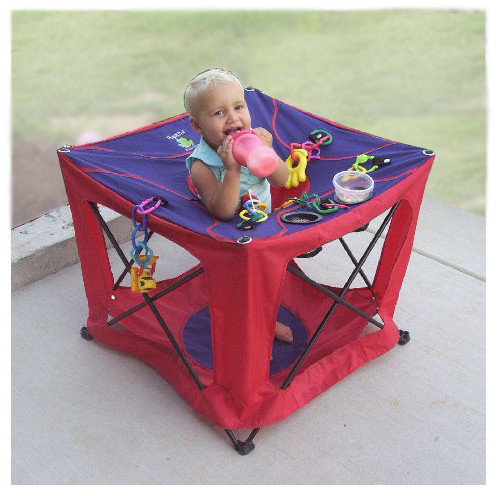 Portable Infant Entertainer