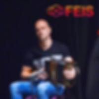 Liam O'Sullivan - Irish dance musician and feis app creator