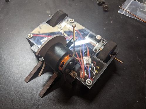 'Taserface' Battle Robot Kit
