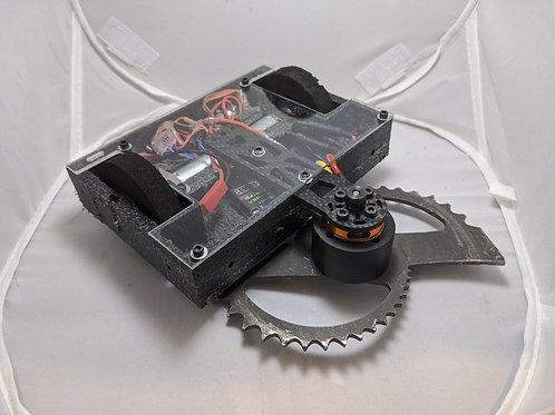 'Lobotomy' Battle Robot Kit