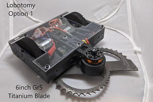 Battle Robot Kit 'Lobotomy'