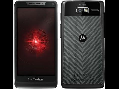 Motorola XT907