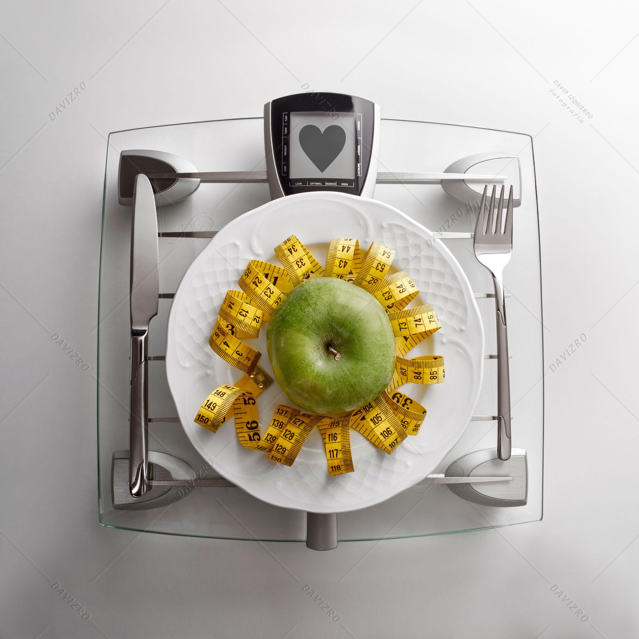Concepto alimentación saludable,diet