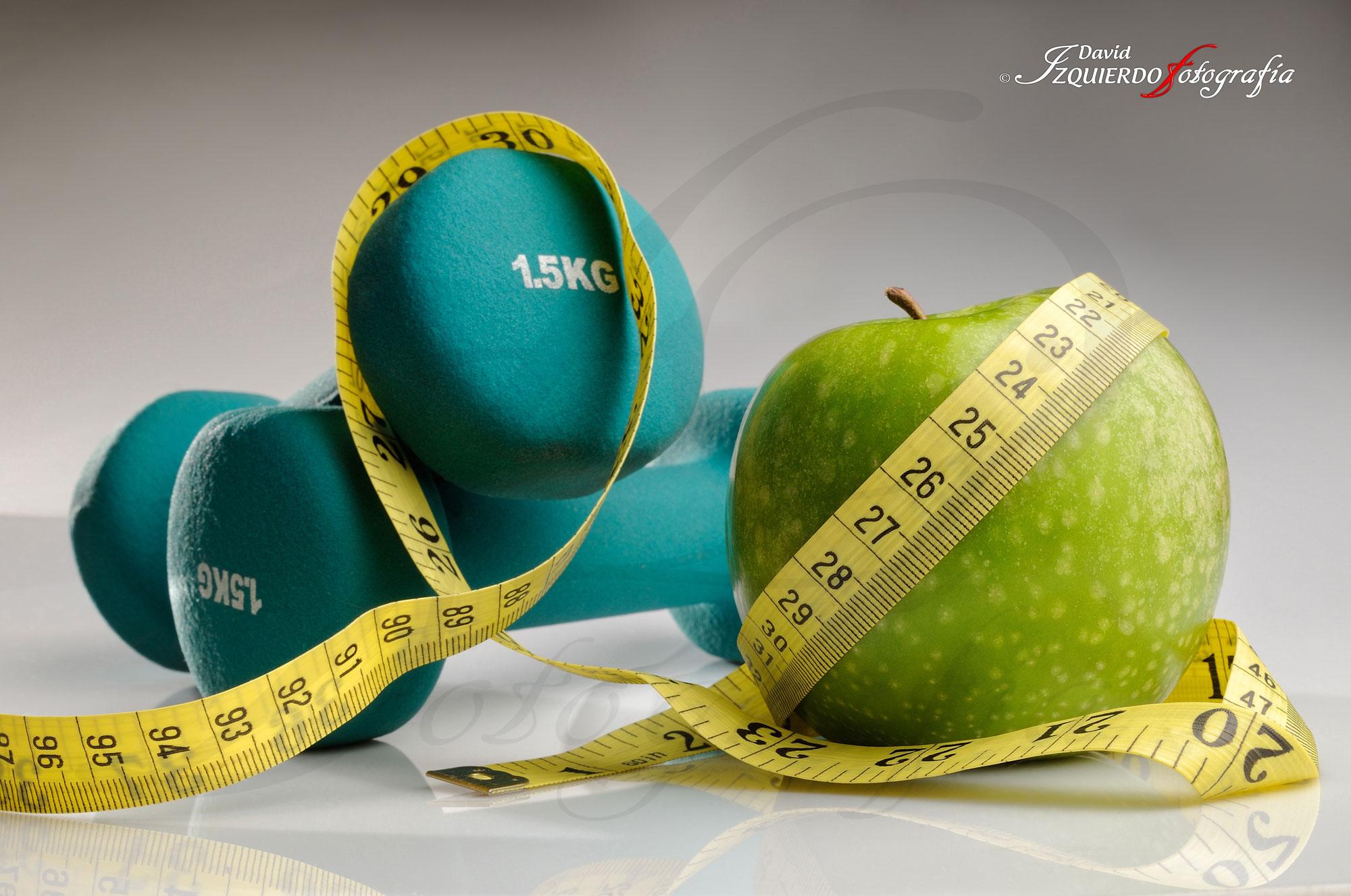 Dieta y ejercicio... ponte en forma