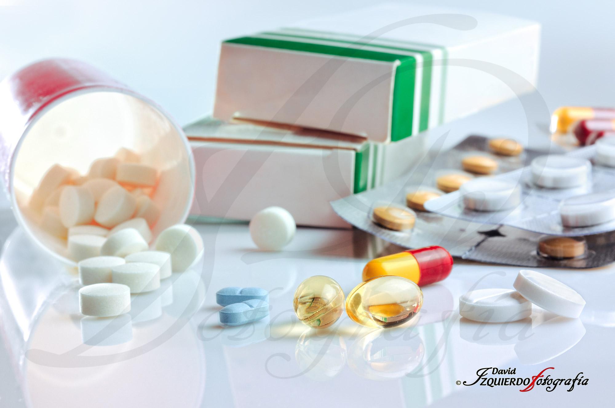 Farmacéutico, medicamentos