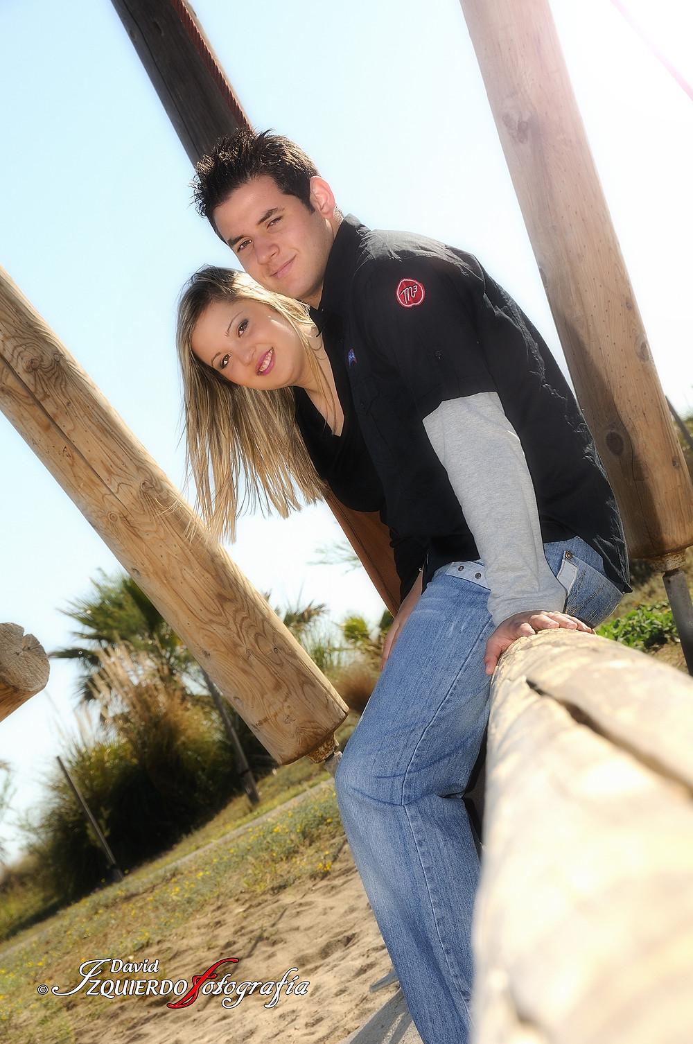Sesión Bárbara y Sergio
