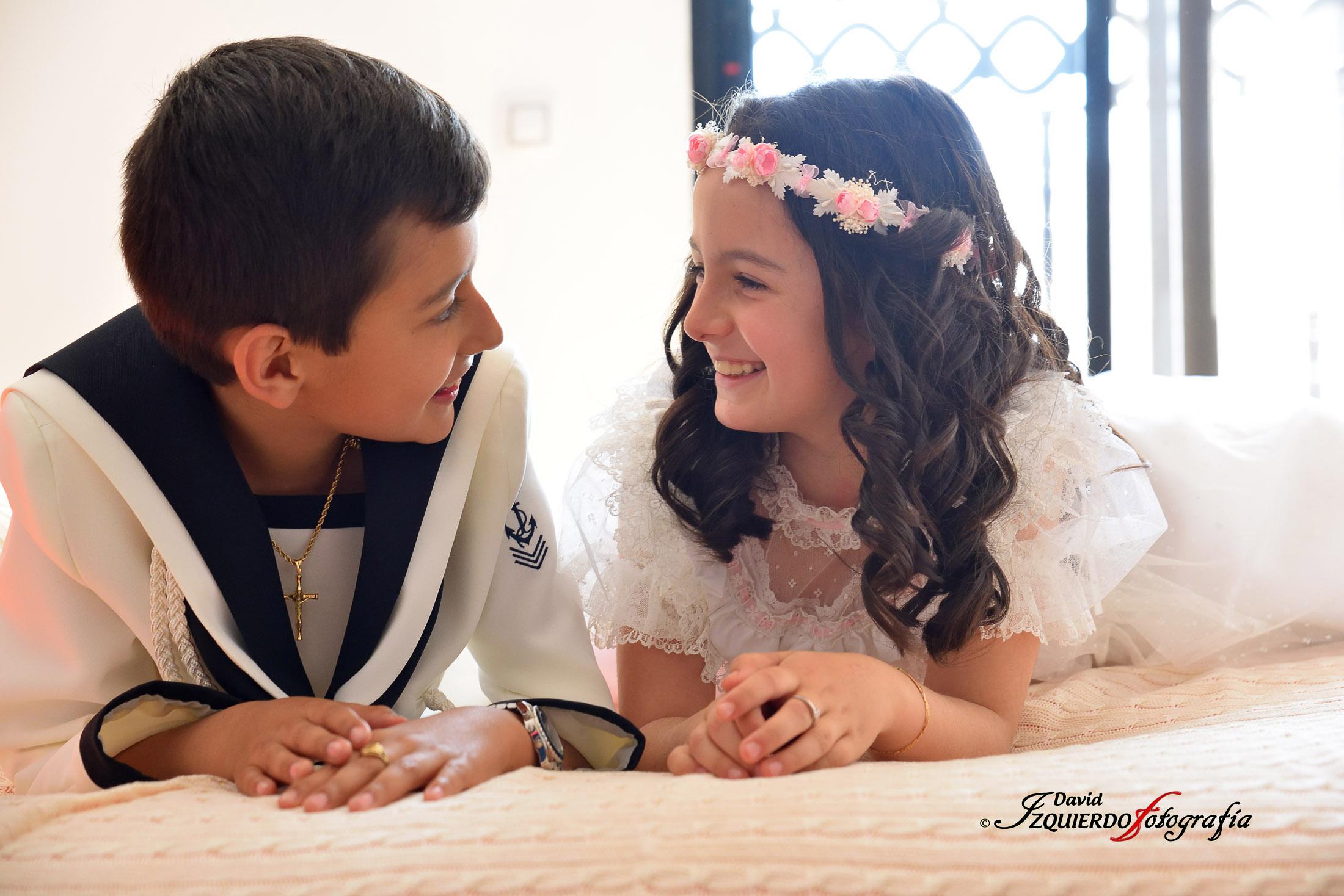 Nicolás y María