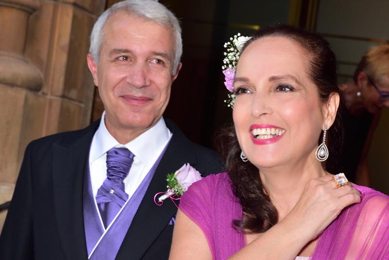 Roberto y Maite