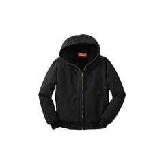 Good Insulated Hooded Work Jacket
