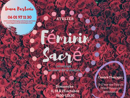 Atelier Féminin Sacré