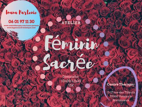 Atelier Féminin Sacrée