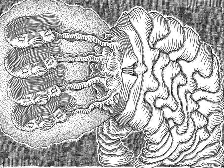 SciFi Artwork, Abstract Illustration