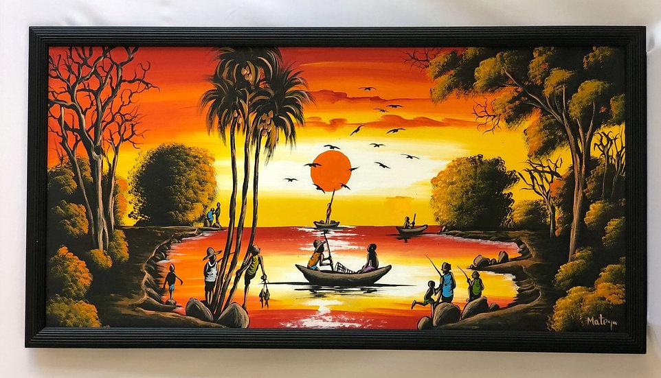 """""""Fishing in the Lake"""""""