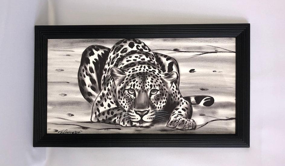 """""""Relaxing Leopard"""""""