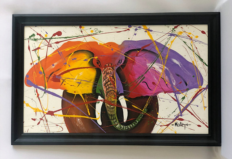 """Abstract Elephant"""