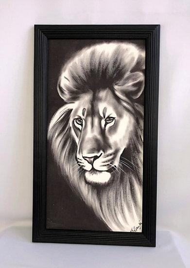 """Lion Head"""