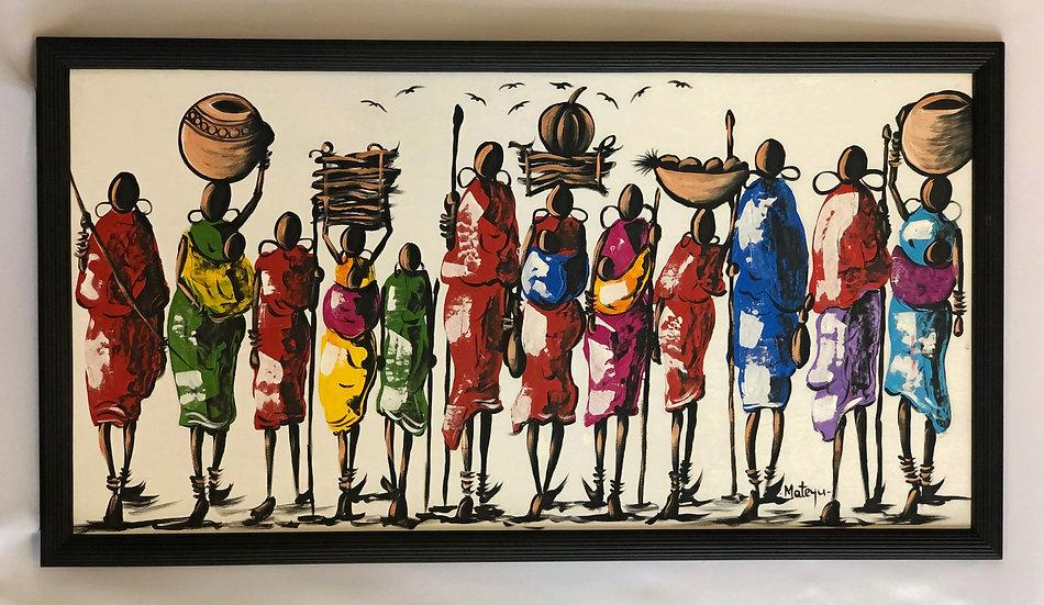 """""""The Masai People"""""""